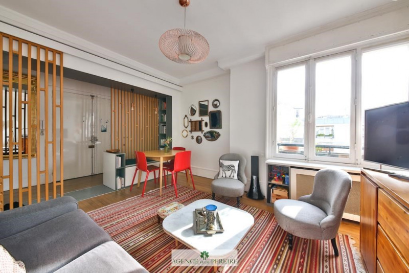 Vente appartement Paris 16ème 898 000€ - Photo 2