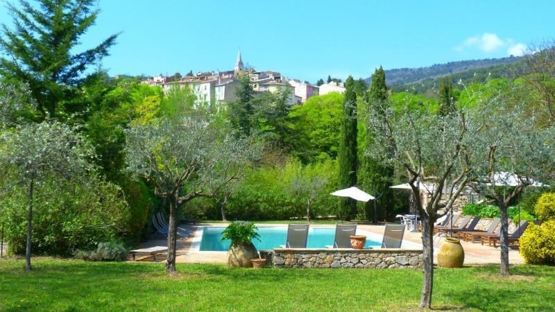 Deluxe sale house / villa Callas 1 785 000€ - Picture 5