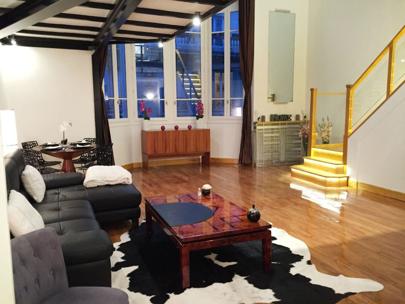 Vente de prestige loft/atelier/surface Paris 8ème 1 560 000€ - Photo 1