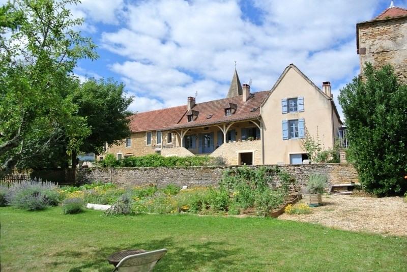 Vente de prestige maison / villa Cluny 785000€ - Photo 1