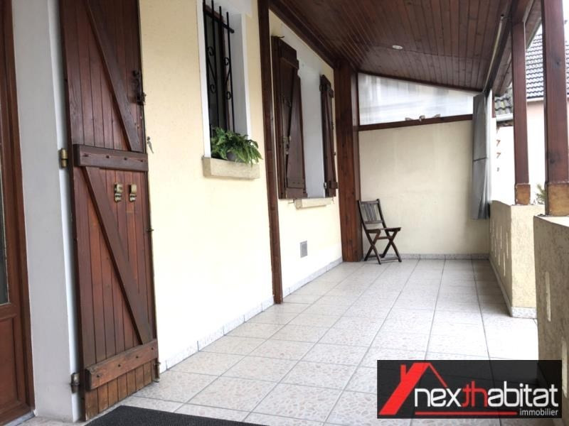 Vente maison / villa Bondy 364000€ - Photo 2