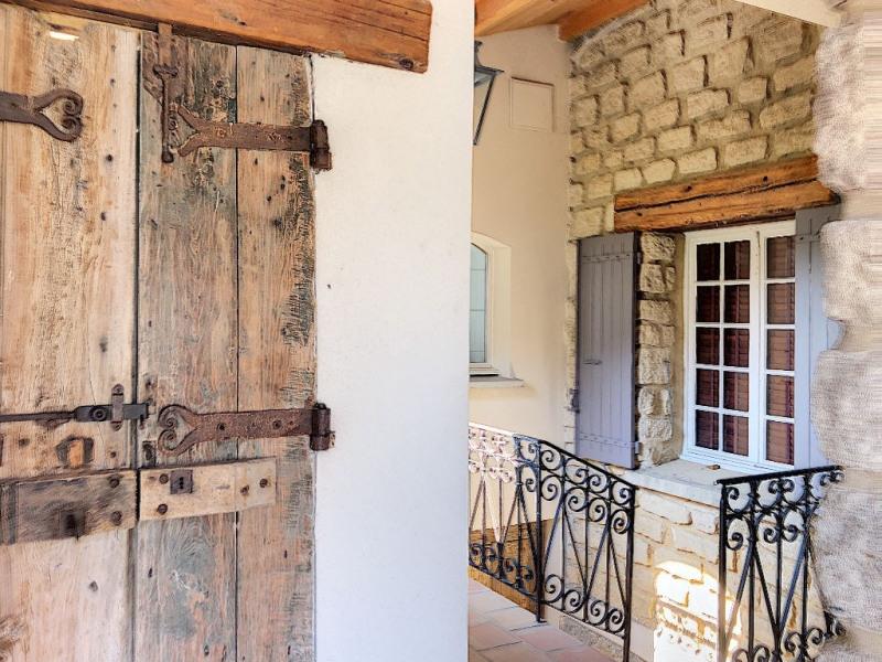 Verkoop van prestige  huis Villeneuve les avignon 955000€ - Foto 4