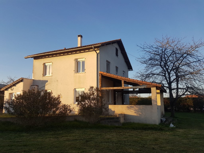 Location maison / villa Sarron 720€ CC - Photo 1