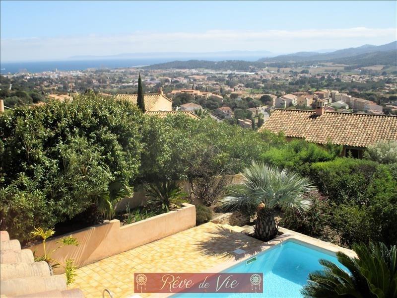 Deluxe sale house / villa Bormes les mimosas 950000€ - Picture 1