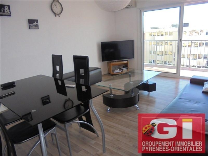 Sale apartment Perpignan 116000€ - Picture 1