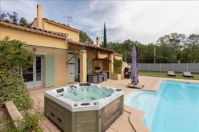 Vente maison / villa Rousset 499900€ - Photo 2