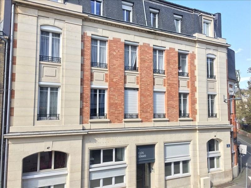 Vente appartement Rouen 155000€ - Photo 1