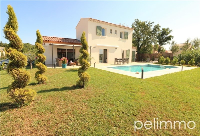 Sale house / villa Paradou 480 000€ - Picture 1