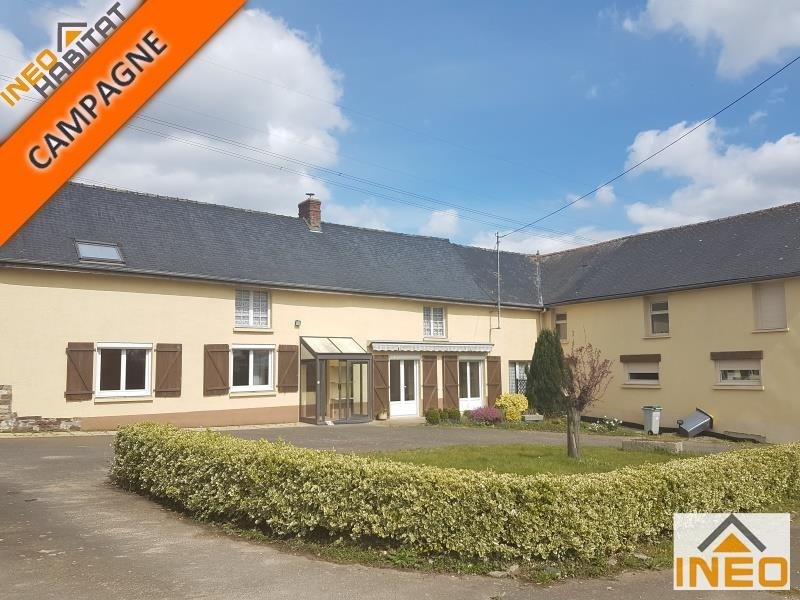Vente maison / villa La chapelle des fougeretz 416000€ - Photo 1