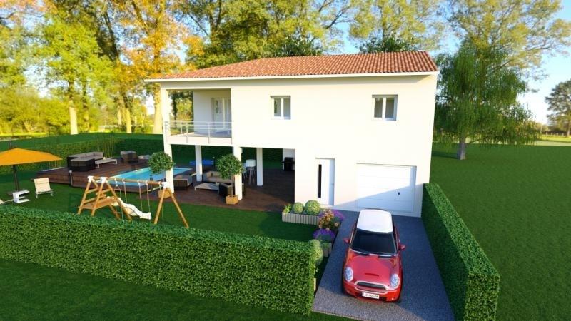 Sale house / villa Torreilles 374000€ - Picture 2
