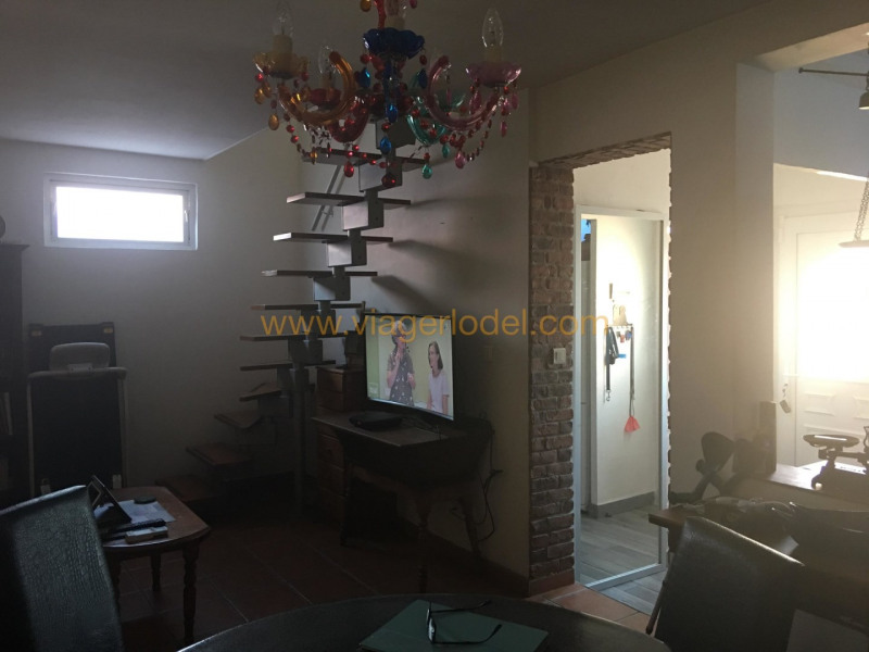 Viager appartement Toulon 45 000€ - Photo 1