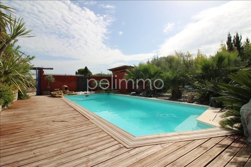 Sale house / villa Lancon provence 450000€ - Picture 6