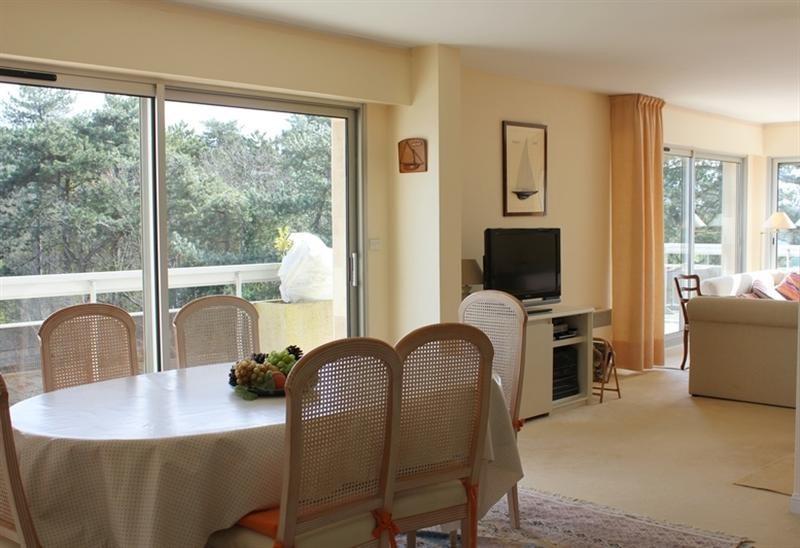 Verhuren vakantie  appartement Le touquet-paris-plage 980€ - Foto 5