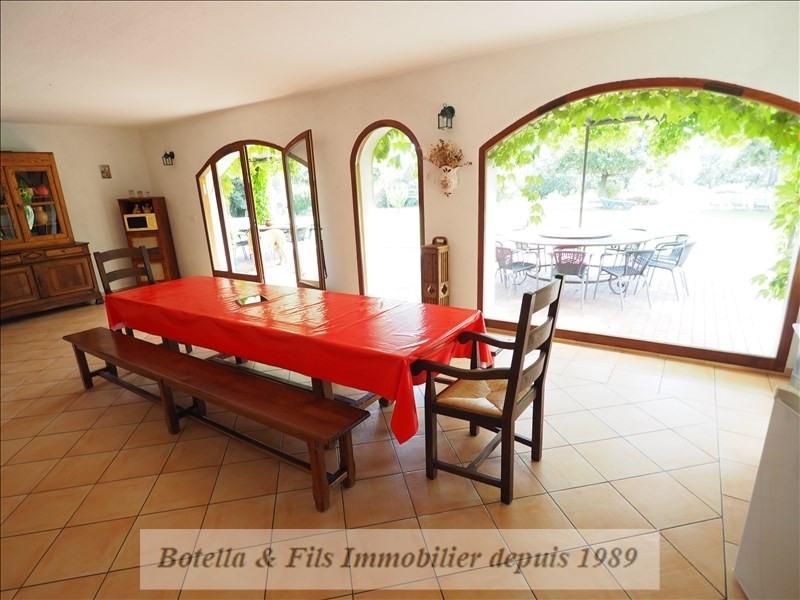 Verkoop van prestige  huis Uzes 929000€ - Foto 7