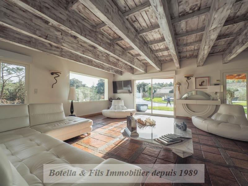Vente de prestige maison / villa Pujaut 1050000€ - Photo 7
