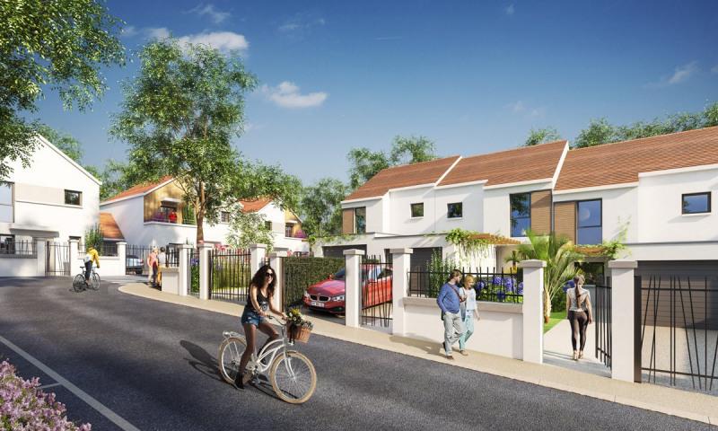 Sale house / villa Livry-gargan 333500€ - Picture 1