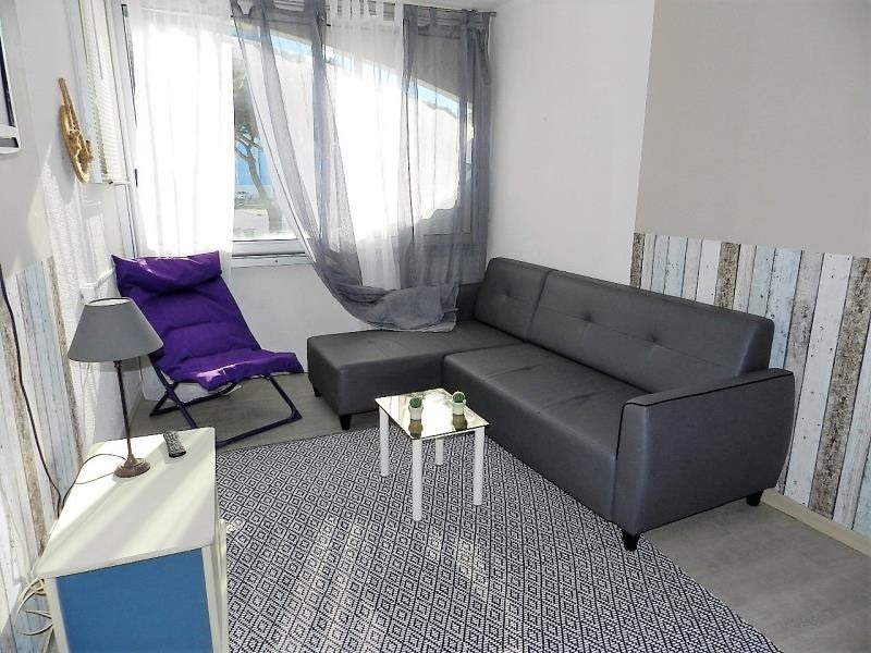 Sale apartment La grande motte 145 000€ - Picture 1