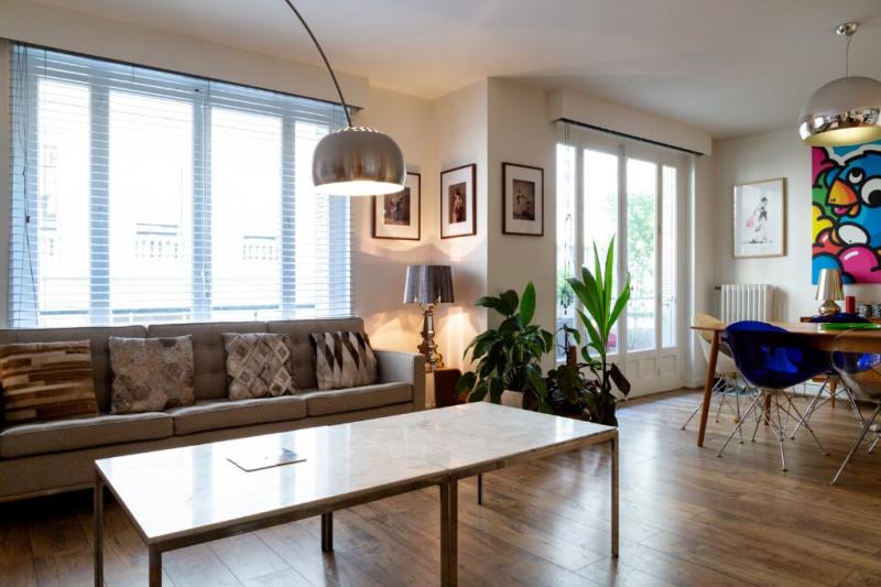Sale apartment Lyon 3ème 475000€ - Picture 2