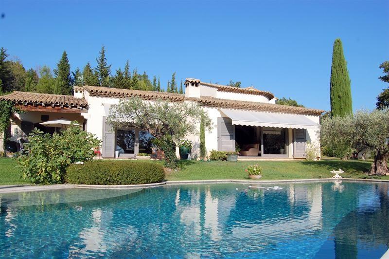 Vente de prestige maison / villa Seillans 2300000€ - Photo 1