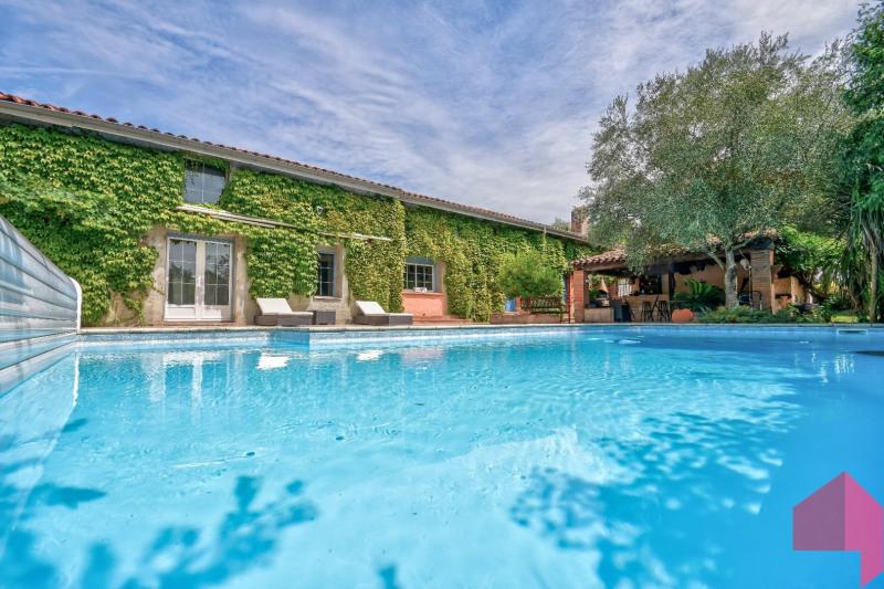 Vente de prestige maison / villa Villefranche de lauragais 767000€ - Photo 7