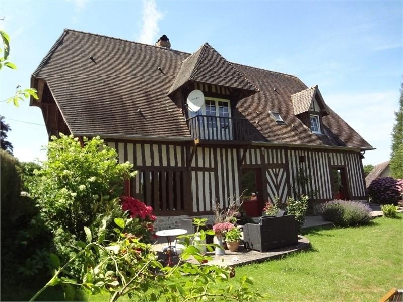 Venta  casa Gonneville sur honfleur 316500€ - Fotografía 1
