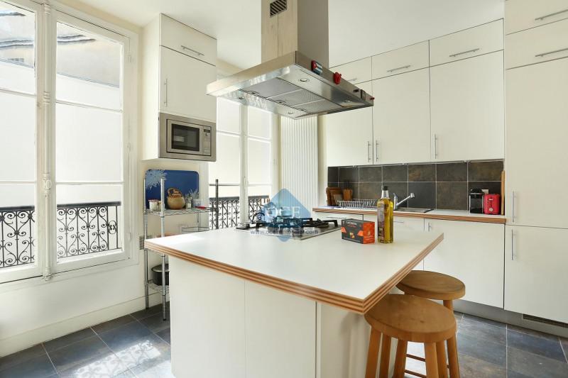 Vente de prestige appartement Paris 3ème 1075000€ - Photo 7