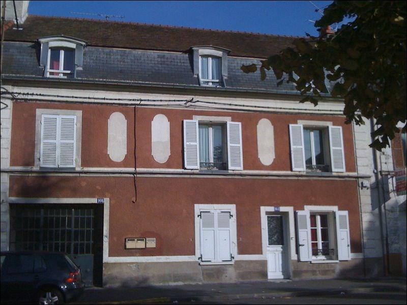 Rental apartment Draveil 781€ CC - Picture 1