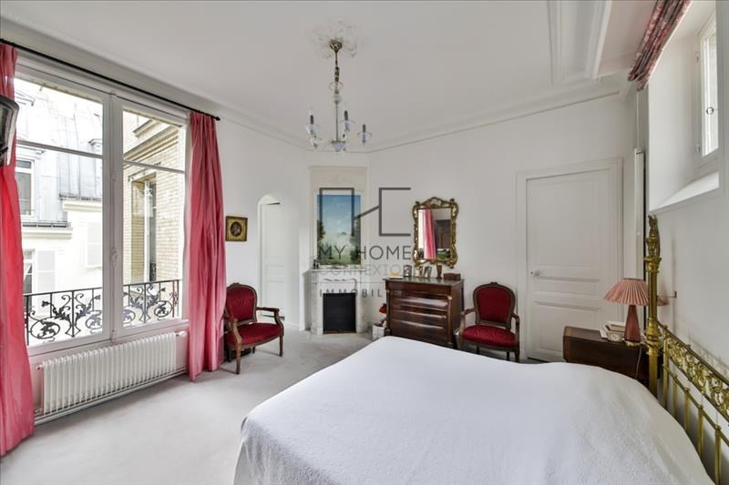 Deluxe sale apartment Paris 17ème 2 850 000€ - Picture 8
