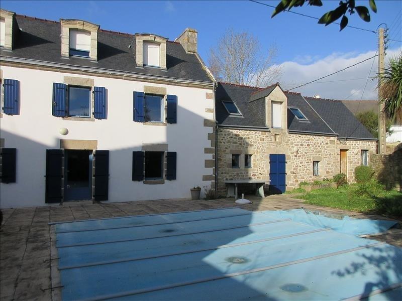 Sale house / villa Audierne 468000€ - Picture 1