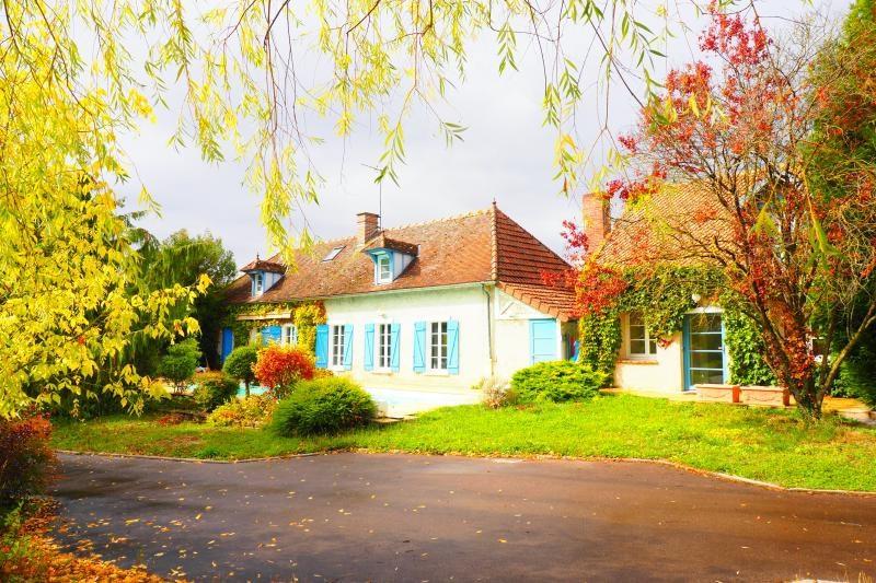 Vente maison / villa Chauchigny 377000€ - Photo 2