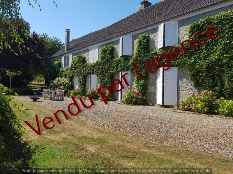 Vente maison / villa Montfort l amaury 850000€ - Photo 1