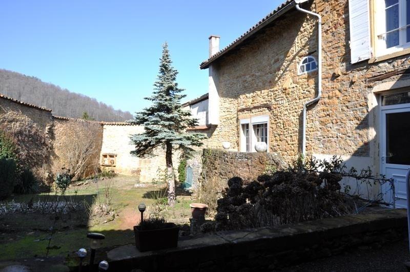Vente maison / villa Ville sur jarnioux 470000€ - Photo 1