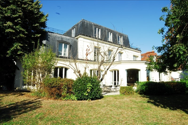 Vente de prestige maison / villa Saint-cloud 5 500 000€ - Photo 1