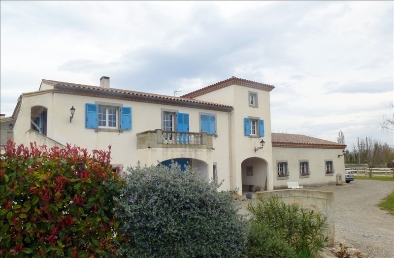 Deluxe sale house / villa Carcassonne 595 000€ - Picture 2