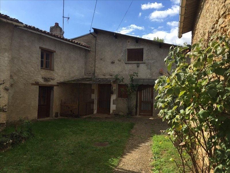 Vente maison / villa Aslonnes 85 000€ - Photo 1