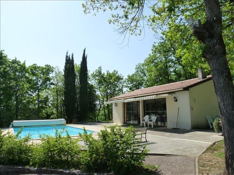Deluxe sale house / villa Bon encontre 431600€ - Picture 7