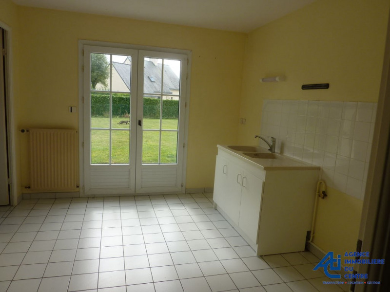 Rental house / villa Pontivy 665€ CC - Picture 1