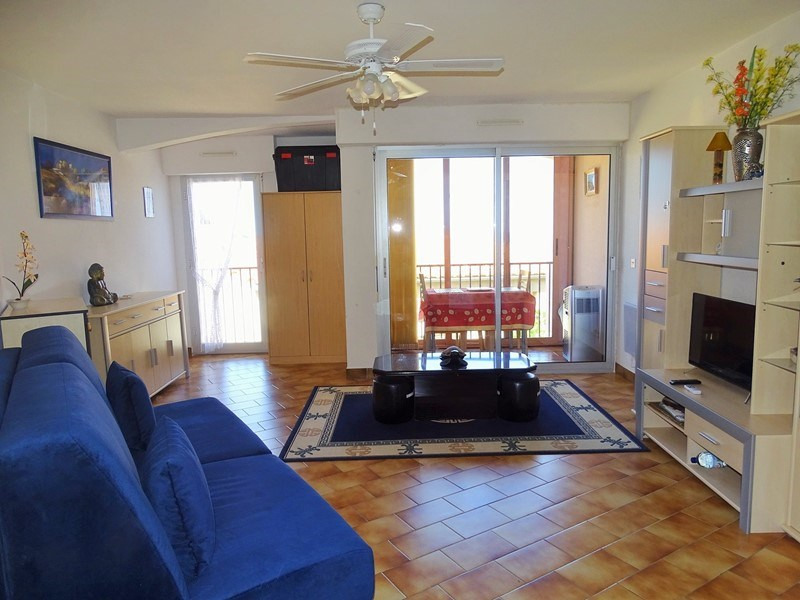 Vacation rental apartment Collioure 264€ - Picture 2