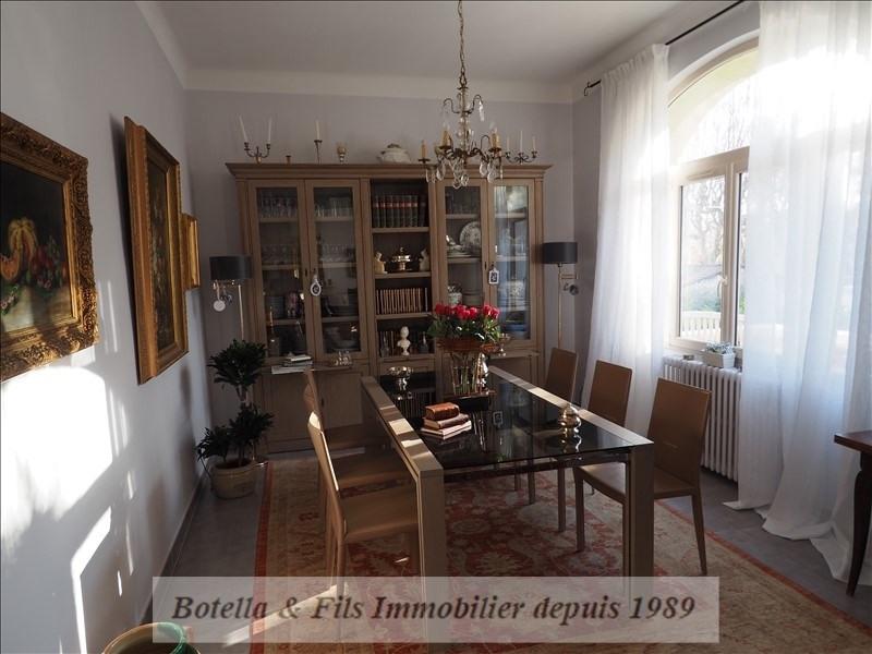 Verkauf von luxusobjekt haus Bagnols sur ceze 580000€ - Fotografie 18