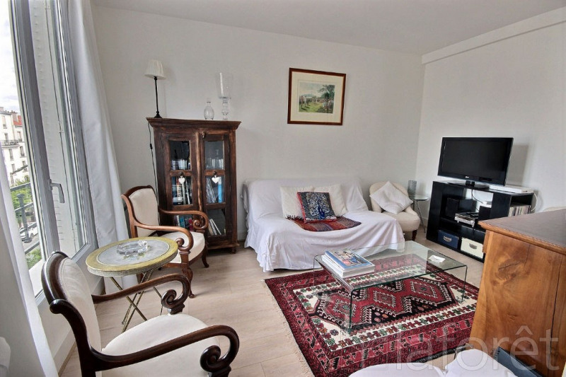 Vente appartement Levallois perret 468 000€ - Photo 2