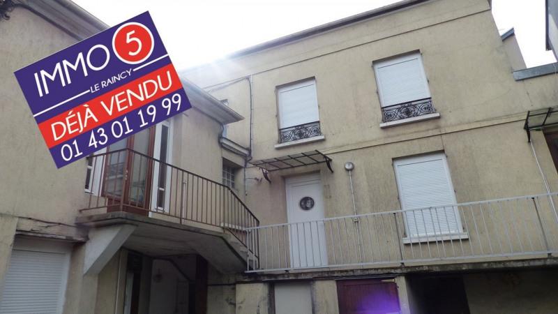 Vente appartement Villemomble 99000€ - Photo 1