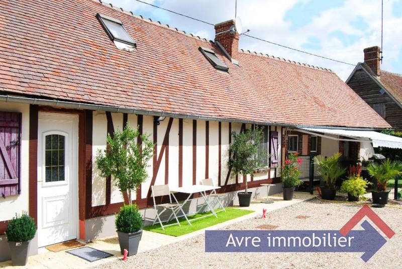 Vente maison / villa Verneuil d'avre et d'iton 162000€ - Photo 1