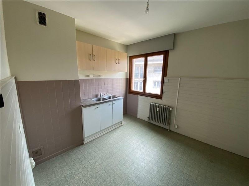Rental apartment La roche-sur-foron 690€ CC - Picture 2