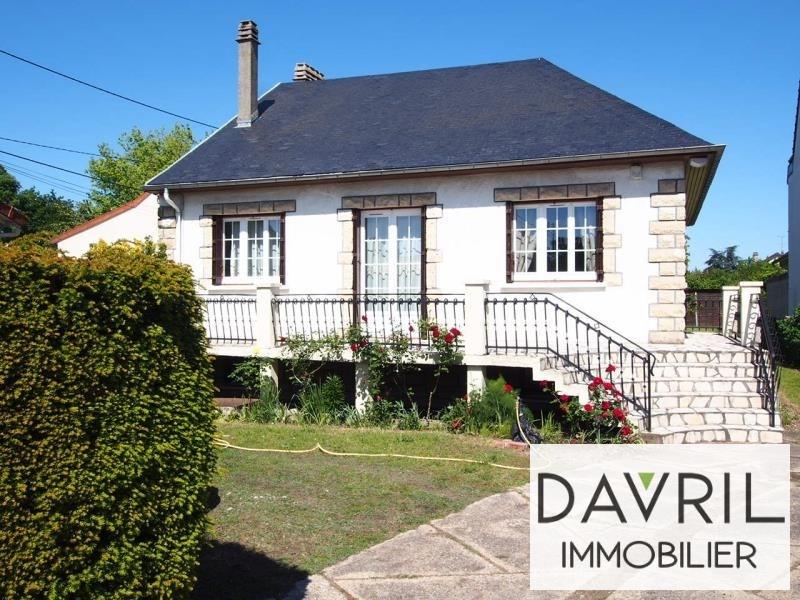 Revenda casa Conflans ste honorine 484000€ - Fotografia 1