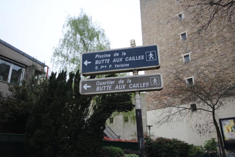 Vente appartement Paris 13ème 409500€ - Photo 2