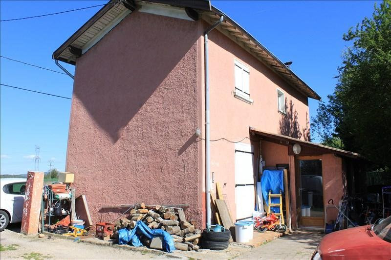Vente maison / villa Eyzin pinet 158 000€ - Photo 2