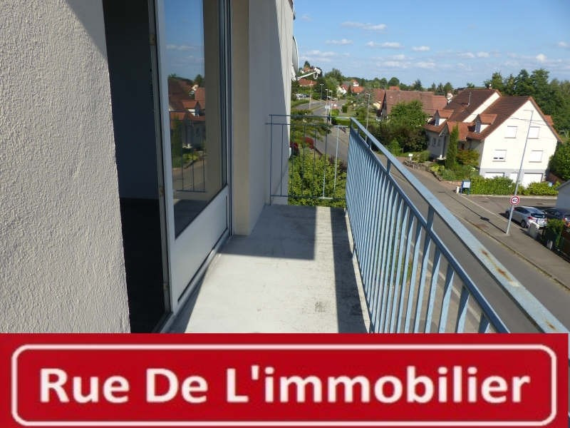 Sale apartment Wissembourg 50000€ - Picture 1