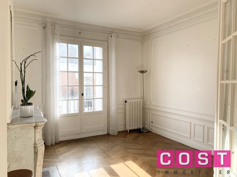 Rental apartment Neuilly sur seine 3000€ CC - Picture 2