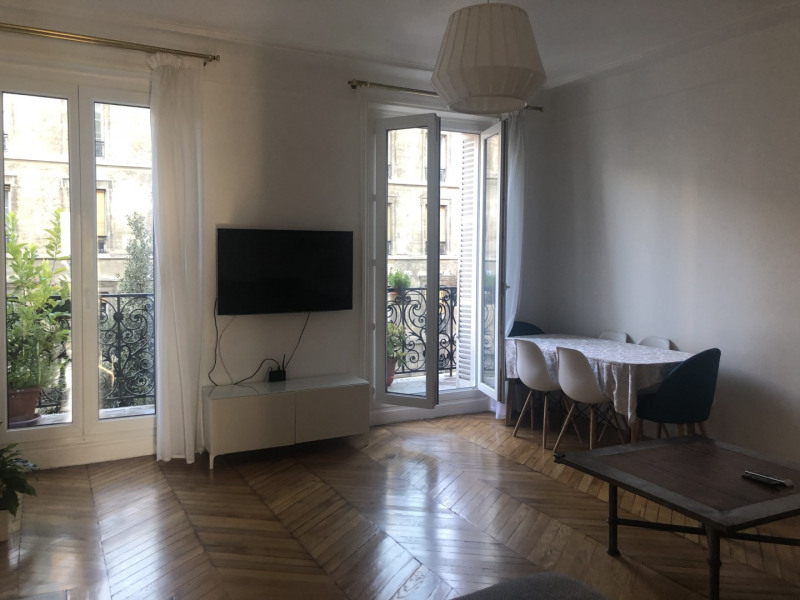 Verkauf wohnung Paris 10ème 865000€ - Fotografie 3