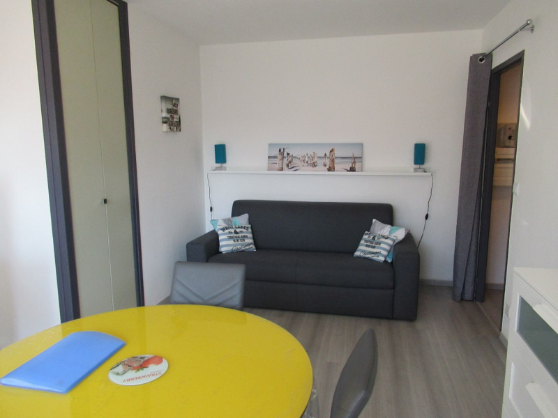 Vacation rental apartment Stella-plage 230€ - Picture 1